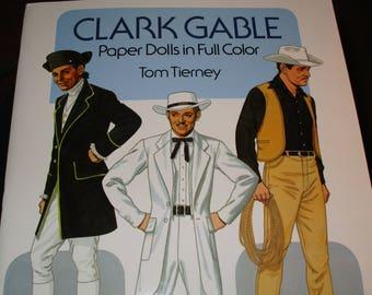 Clark Gabble Paper Dolls