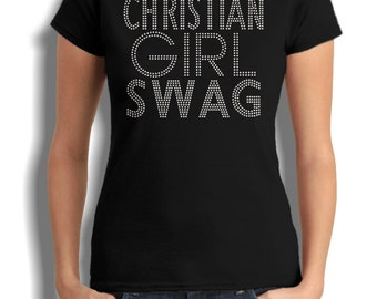 Christian Girl Swag Tee© 2014. All Rights Reserved.
