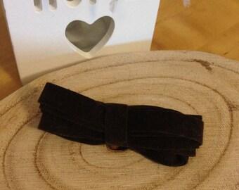 CHOCOLATE velvet Ribbon