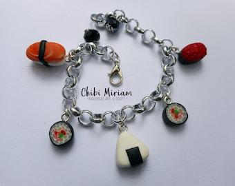 Sushi time bracelet