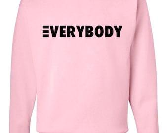 """Logic """"Everybody"""" Sweatshirt"""