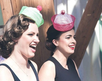 SALE! Cupcake hat.