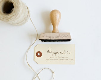 100 Parcel Tags - Manila Tags - Shipping Tags - Vintage Style Tags with Reinforced Holes - 4 sizes available