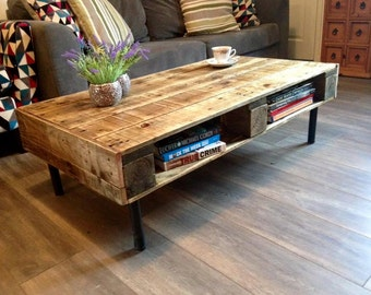 etsy pallet furniture. Reclaimed Wood Pallet Style Table, Coffee Etsy Furniture F