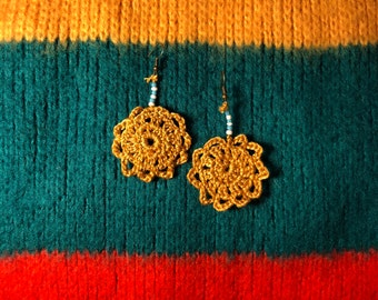 Atardecer earrings
