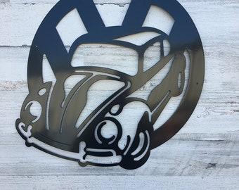 VW Bug Circle