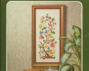 DMC Decorating with Machine Embroidery How-To Vintage Softcover