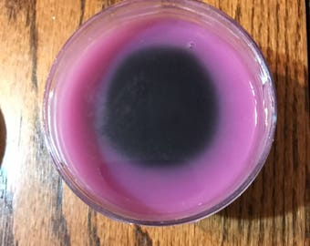 Black to pink thermochromatic slime, yiu pick scent