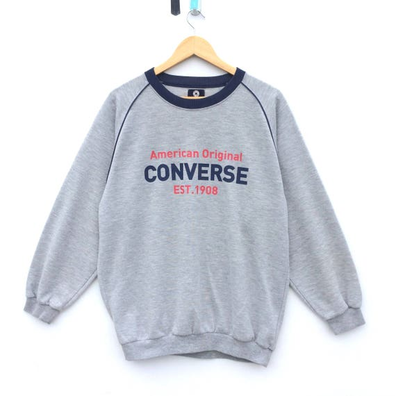all star converse sweatshirt