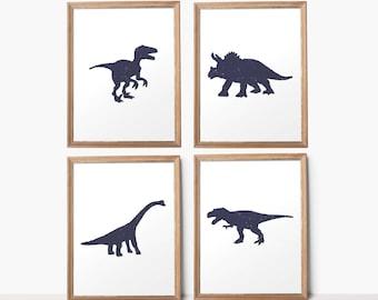 Custom Dinosaur Wall Art, Choose Color And Size, Dinosaur Decor, Dinosaur  Art, Nursery Wall Decor, Boys Wall Art, Kids Wall Print