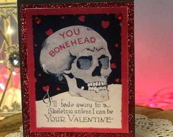 Handmade Mini Valentines