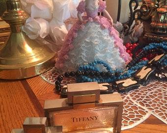2 Tiffany Perfume Bottles