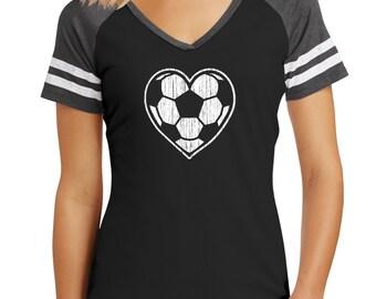 Soccer Mom Shirt, Soccer, Soccer Heart, Soccer Shirt Mom, Soccer Shirt, Soccer Heart Shirt, For Mom, Soccer Love, Game Day Shirt