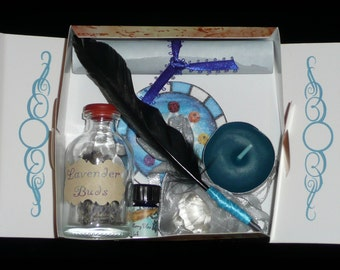 FAIRY Crystal WATER Elemental Glamour Magic SPELL Kit