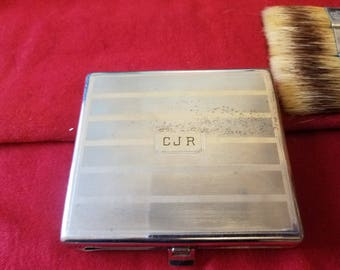 Foldabrush art Deco shave kit