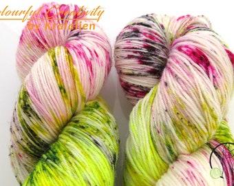 Dragonfruit - Colourful Sock