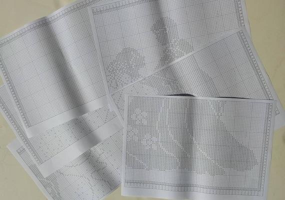 Häkeln Sie Muster Zelt Bräutigam Bildnamen und anpassbare