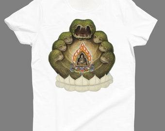 Medusa Snakes T-shirt