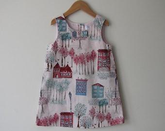 Girl's size 3 jiffy dress