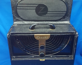 Zenith Am Radio Model 6G001Y Made in USA
