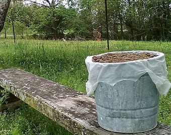 Compost Goat Manure (12 Quarts) All Purpose Organic Fertilizer