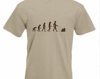 Evolution To Lhasa Apaso t-shirt Funny Dog T-shirt sizes Sm To 2XXL
