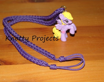Paracord Pony Necklace
