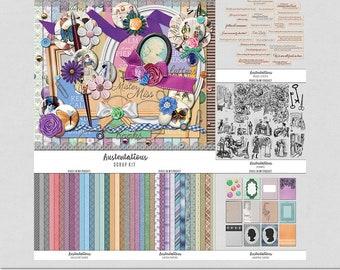 Austentatious - Jane Austen Inspired [Digital Scrap Bundle]
