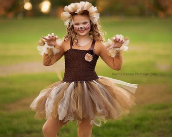 Lion costume - lion tutu - girls dress up - girls gift ideas - Christmas gifts for girls - girls costume - dresses for girls - lion dress  sc 1 st  Etsy & Lion costume | Etsy