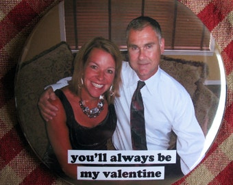 Custom/Personalized Magnet. Your photo and text