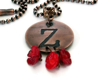 The Wizard of Oz jewelry, red poppies Dorothy Wizard of Oz necklace THE POPPY FIELD