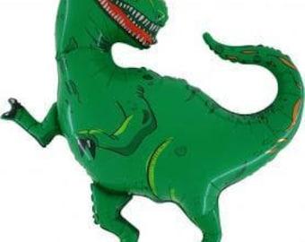 T-REX Tyrannosaurus Rex Dinosaur Jumbo Foil Balloon Party Decoration Birthday Balloon  36'' / 91 cm