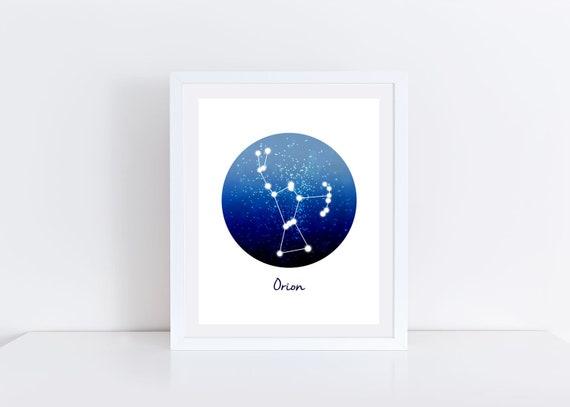 Orion Print