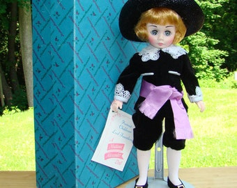Madame Alexander Lord Fauntleroy Doll 1390 Mint in Box Portrait Children