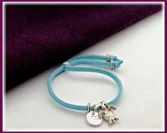 Sea turtle cord bracelet, turtle charm bracelet, personalized sea turtle bracelet, boho chic bracelet, sea turtle gifts, sea turtle jewelry