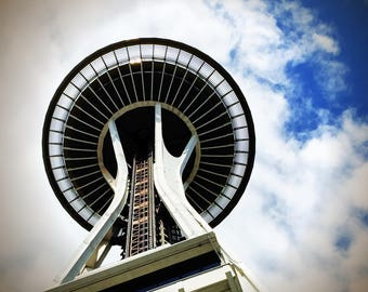 Space Needle - Seattle - SHile 2016 All Intl Rights Reserved