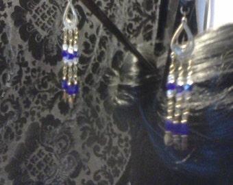 Cleopatra Dangle Hair sticks / Chop Sticks   TempBHS005
