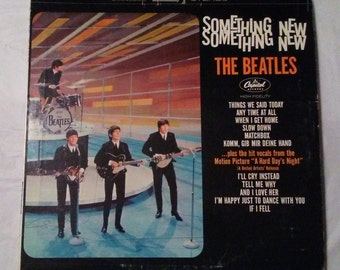 Something New, by the Beatles