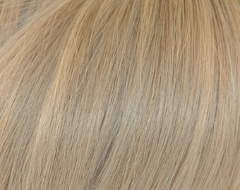 DIRTY BLONDE Human Remy Hair Extensions, Full Head Extensions, Clip In Hair Extensions, Wefts, Real Hair, 100% Human Hair Extensions