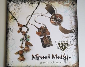 Vintaj Mixed Metals Jewelry Techniques How-To Book