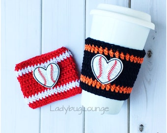Baseball Coffee Cup Cozy. Baseball Coffee Sleeve. Baseball Mom Gift. Baseball Mom Cup Sleeve Baseball Coffee Lover Gift. Baseball Coach gift