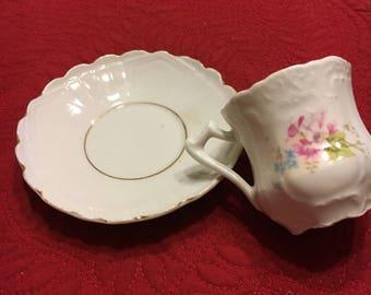 Demitasse Cup Saucer Bone China