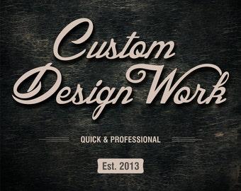 Graphic Design, Design Work                                     1 Logo concept