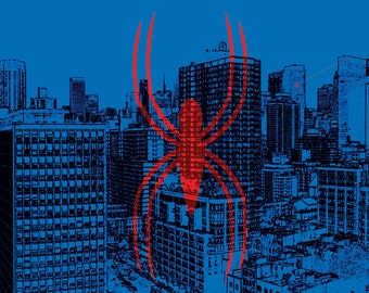 Spider-man NYC