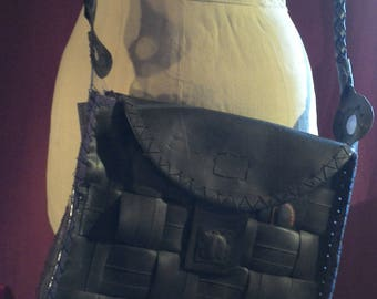 bag upcycled / recycled room looks