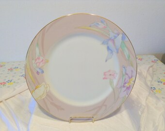MIKASA fine China Charisma Beige Dinner Plates Japan