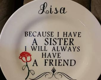 Personalized Gift Sister