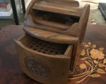 Gorgus 1930s cigarette box