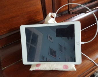 Large Handmade ipad/phone Stand