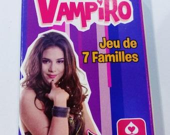 Game 7 families Chica vampiro
